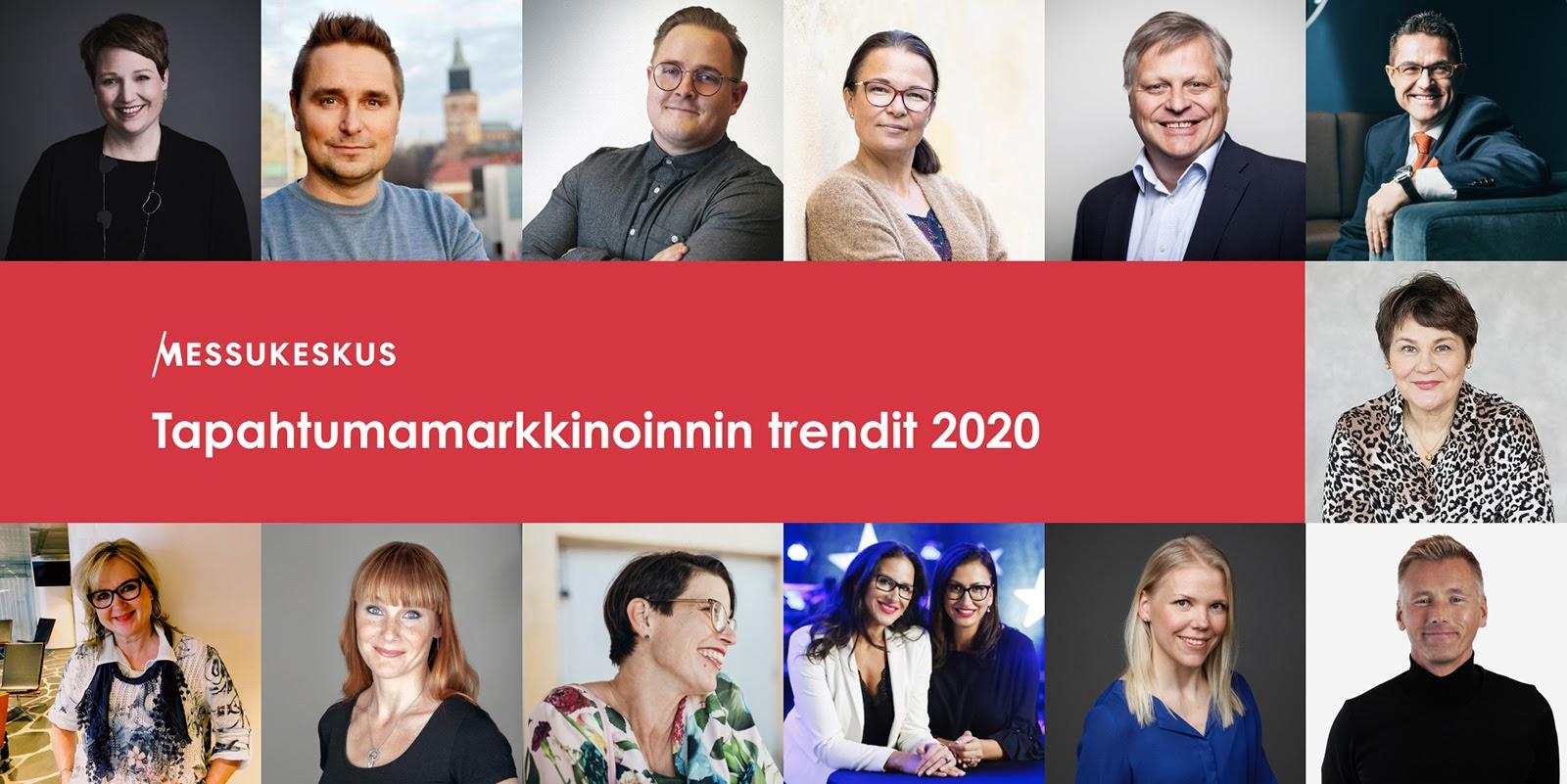 [Trendiraportti] Miltä tapahtumamarkkinointi näyttää vuonna 2020?